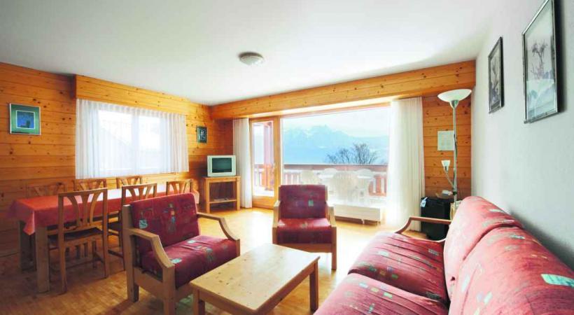 Des appartements confortables pour un séjour reposant.