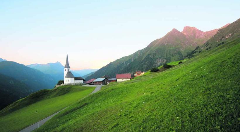 Suisse - Le bonheur est dans les parcs