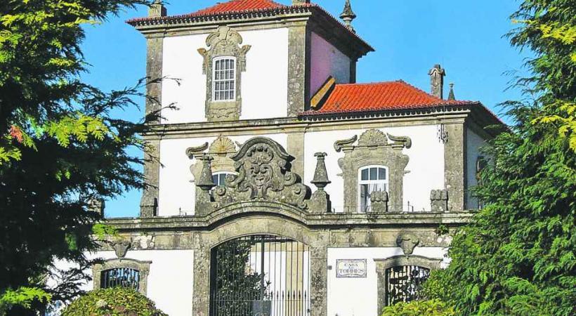 Quinta Casa das Torras.