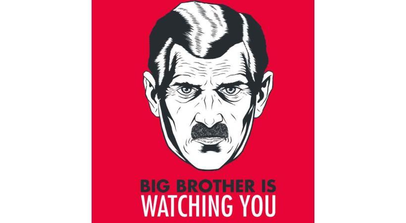 le fameux «Big Brother» est dans l'air du temps!