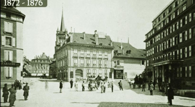 AUGUSTE GARCIN - MUSéE HISTORIQUE DE LAUSANNE