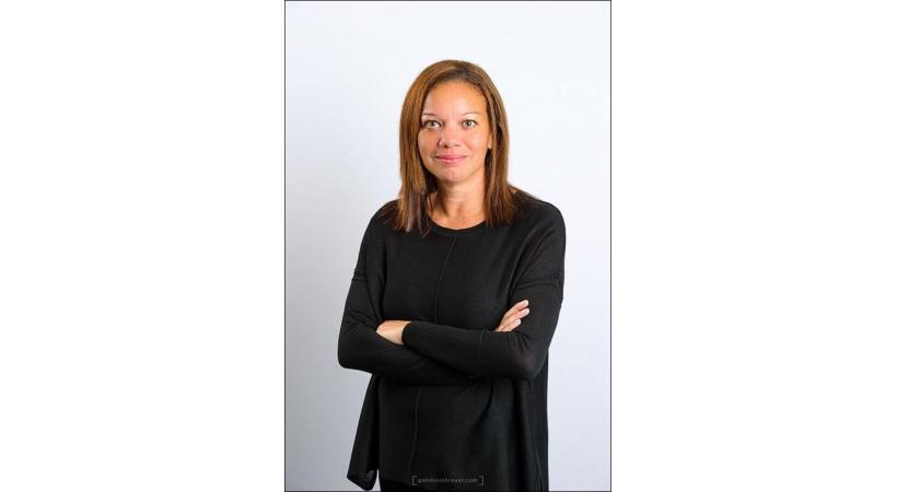 Martine Aubry, directrice de l'association Corref. SCHREYER