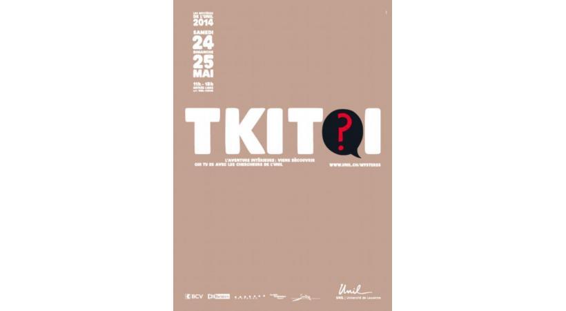 «TKITOI?» Les Mystères  de l'UNIL