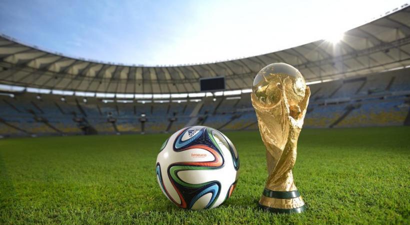 Coupe du monde Brésil 2014 DR.
