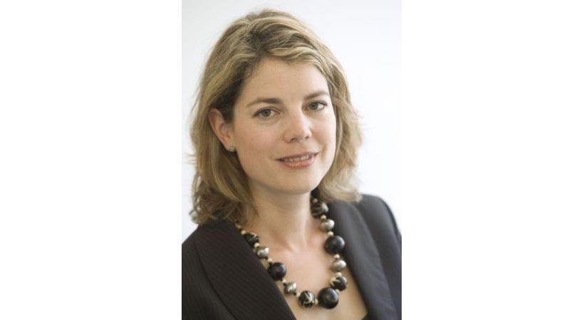 Manon Schick, directrice d'Amnesty International Suisse