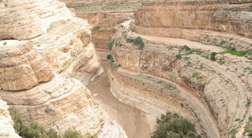 L'authenticité des oasis de montagnes tunisiennes.