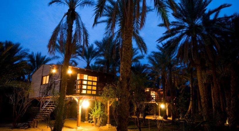 L'éco-lodge Diar Abou Habibi. ONTT