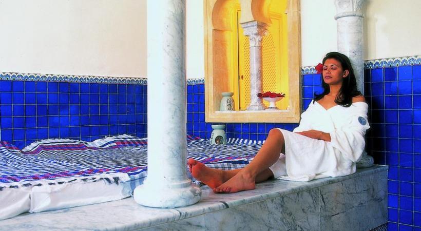 Profiter des bienfaits de la thalasso à Djerba. Hasdrubal Prestige Thalassa & Spa