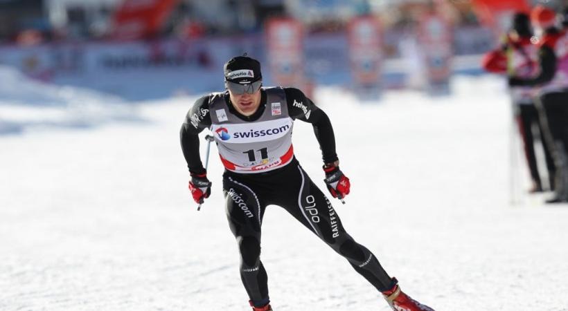 Dario Cologna,la force tranquille. DR