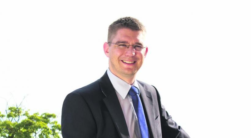 Nicolas Joss, Directeur de l'office des vins Vaudois