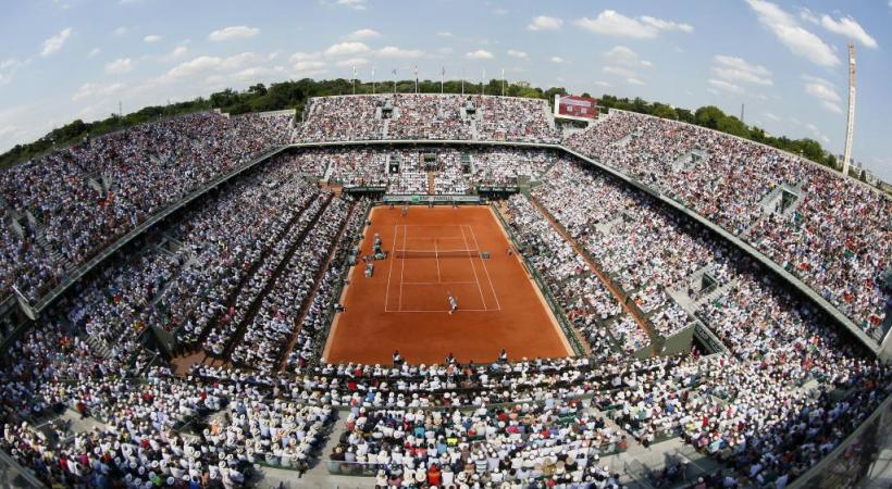 Roland Garros ou quand un tournoi tient du mythe. DR
