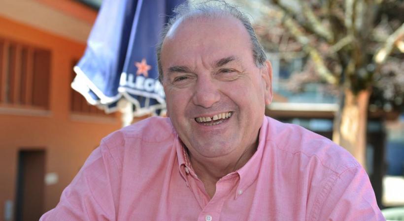 Jacky Delapierre, une passion au service de l'athlétisme. VERISSIMO