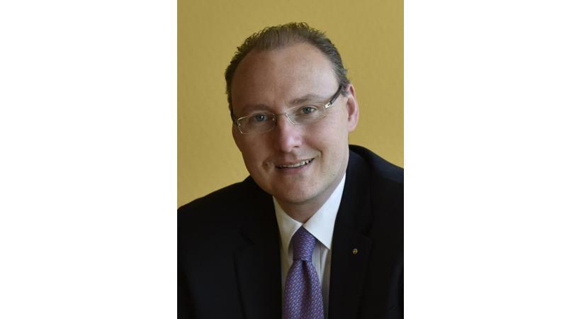 Tristan Gratier, Directeur de Pro Senectute Vaud. DR