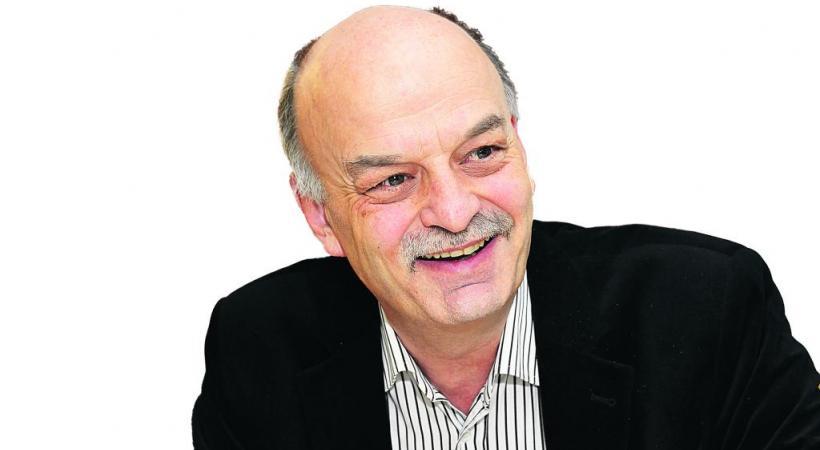 Marc Vuilleumier ne briguera pas de 3e mandat à la Municipalité. VERISSIMO