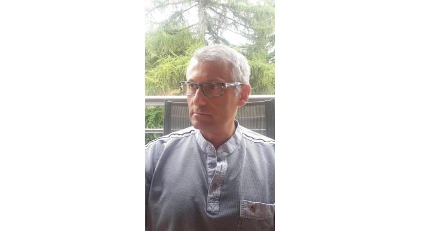 Julien Dura, Porte-parole Mouvement pour la condition paternelle Vaud. dr