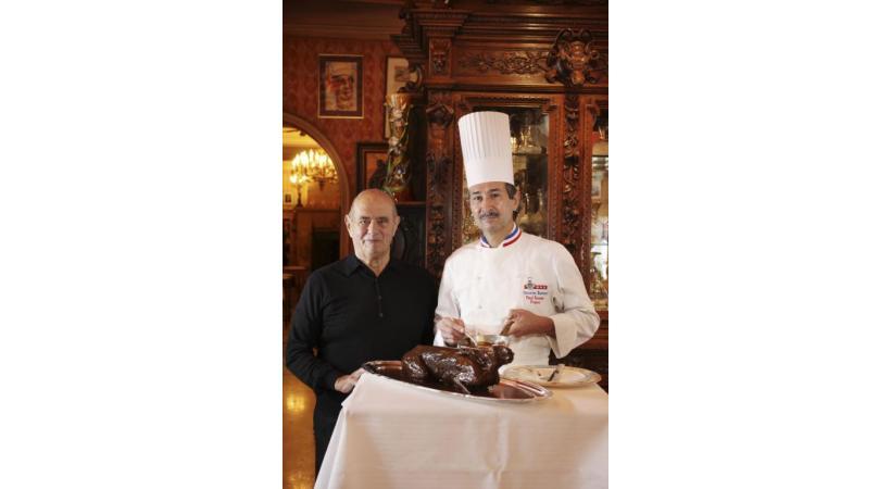 Le lièvre à la Royale façon cuisine gastronomique actuelle et... traditionnelle comme chez Paul Bocuse.dr