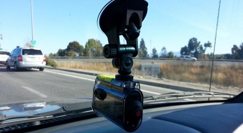 Caméras embarquées: quand  la délation prend le volant. dr