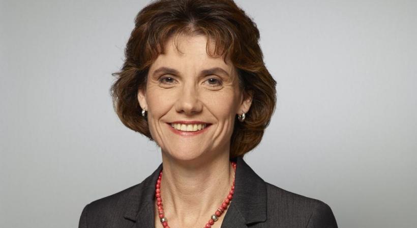 La conseillère d'Etat genevoise Anne Emery-Torracinta, en charge de l'Instruction publique. DR