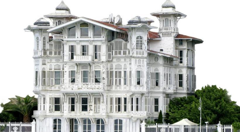 Demeure ottomane du patrimoine turc. dr