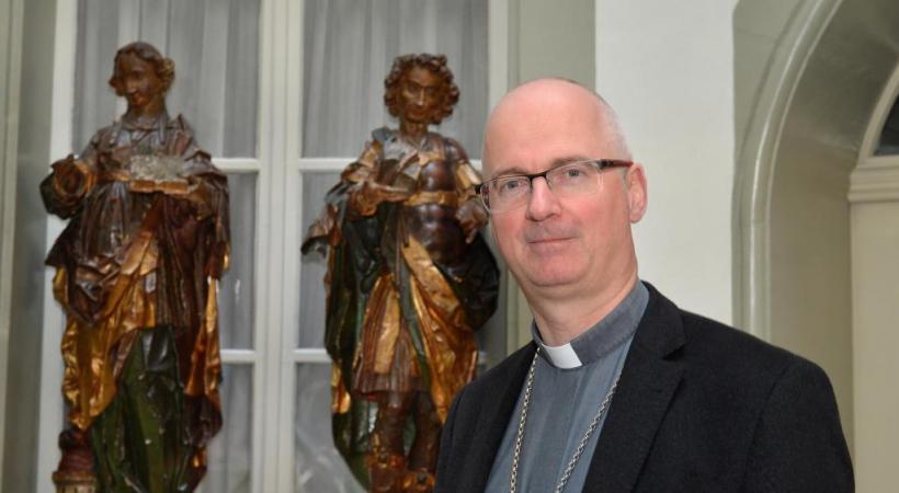 Charles Morerod, Evêque de Lausanne, Genève et Fribourg. VERISSIMO