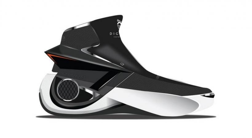 Digitsole SmartShoes –Les baskets du futur