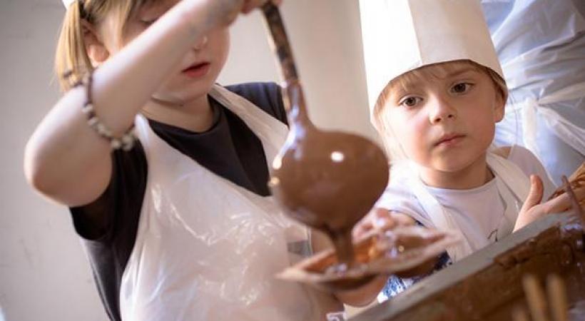 Rallye du chocolat - Une première lausannoise