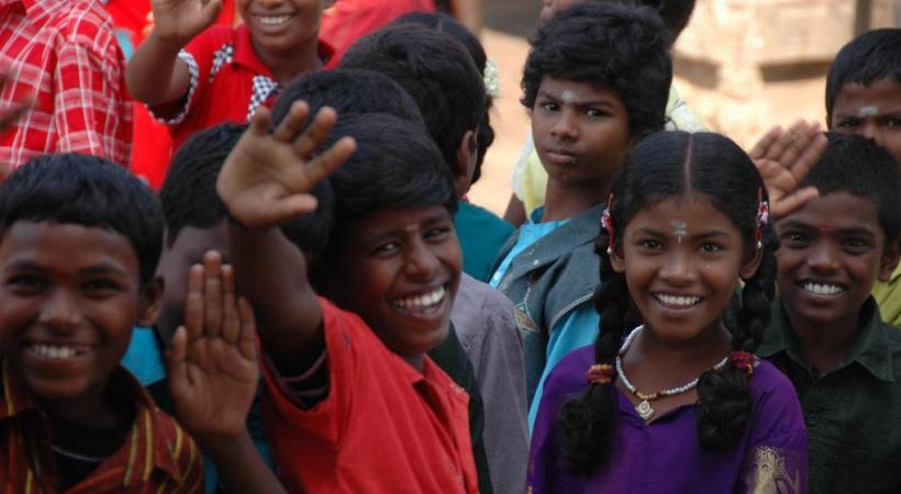 Enfants de Kerala