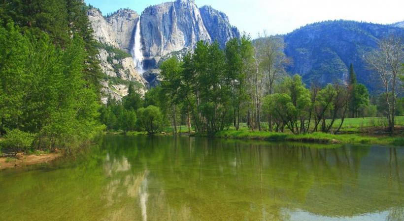 Le parc national de Yosemite, une merveille de la nature.