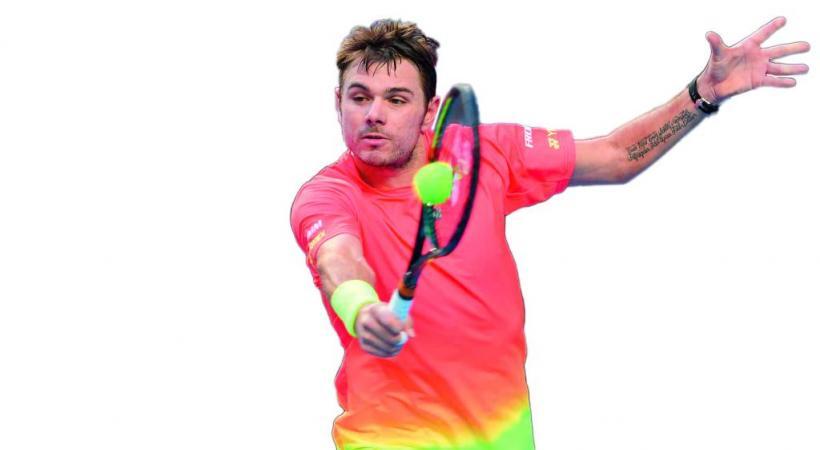 Stan Wawrinka retrouve Roland-Garros