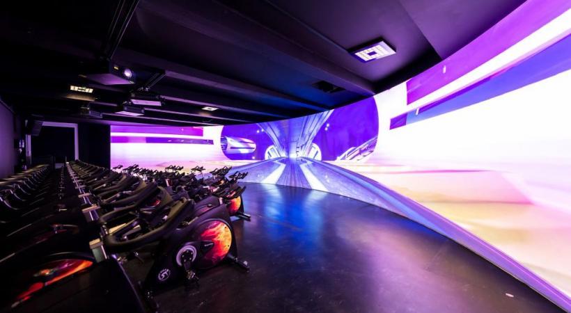 Le 10e studio Immersive Fitness au monde fait son apparition à Lausanne. dr