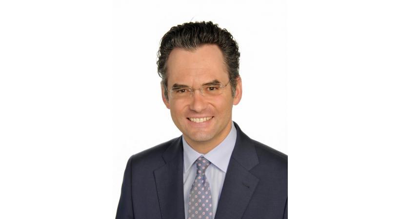 Olivier Feller, Directeur de la Chambre vaudoise immobilière (CVI) et Conseiller national PLR Vaud