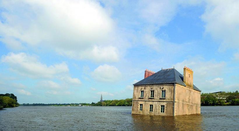 La Maison Penchée, de Jean-Luc Courcoult. BERNARD RENOUX/LVAN