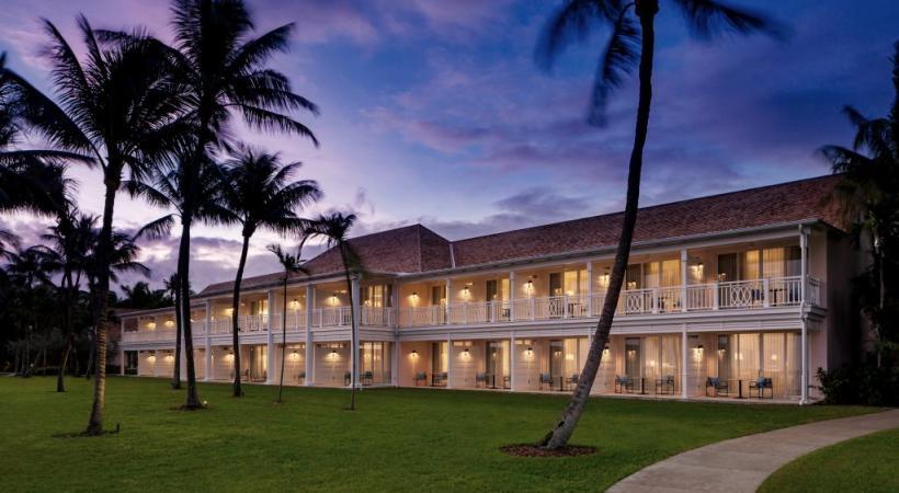 L'hôtel One & Only aux Bahamas.
