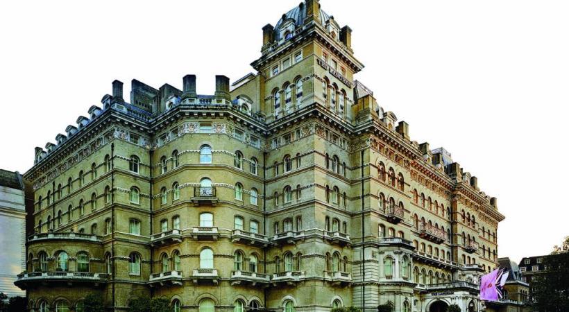 The Langham: un palace victorien au salon de thé Art Deco.