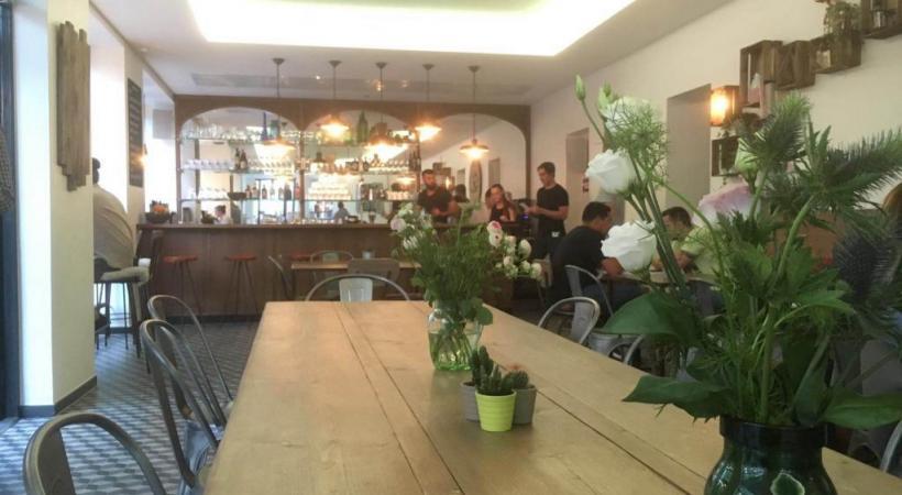 Café-Afterwork - Le Pointu. Lausanne