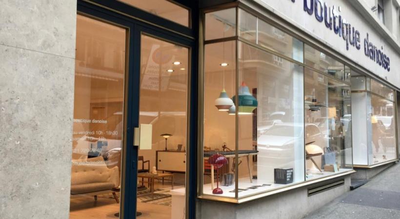 la boutique danoise lausanne cit s. Black Bedroom Furniture Sets. Home Design Ideas