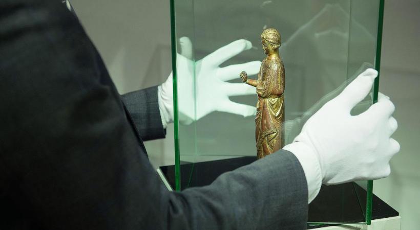 Créer des vocations, susciter le désir de collectionner ou d'acquérir une œuvre, telle est l'ambition de Harold t'Kint de Roodenbeke, président du BRAFA