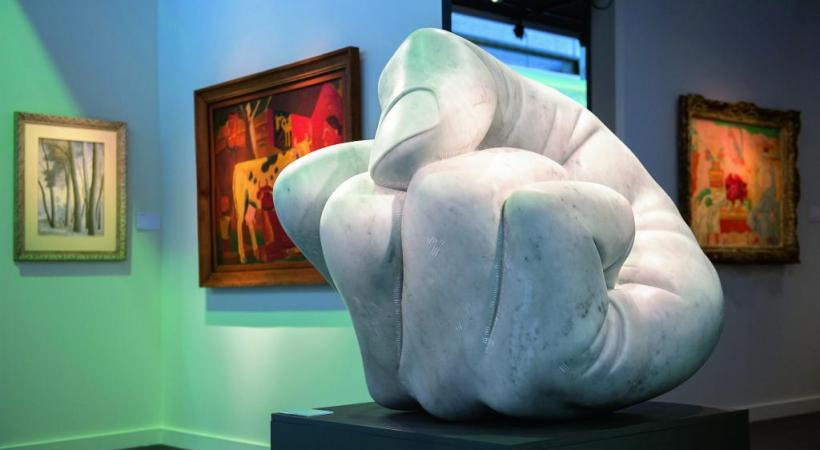 Créer des vocations, susciter le désir de collectionner ou d'acquérir une œuvre, telle est l'ambition de Harold t'Kint de Roodenbeke, président du BRAFA.  4000 ans d'histoire de l'art seront présentés au BRAFA. Picasso et bien d'autres artistes, seront représentés.