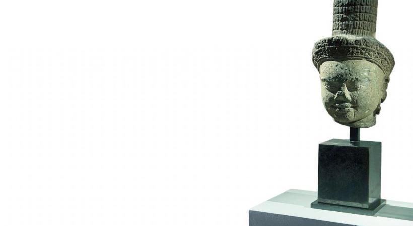 4000 ans d'histoire de l'art seront présentés au BRAFA.