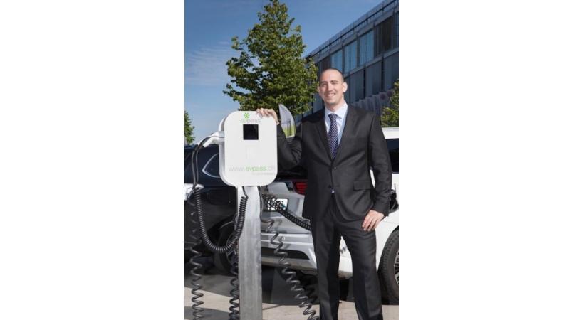 François Randin, le patron de Greenmotion, sait que l'enjeu de la mobilité électrique consiste dans un réseau facilement à disposition. dr