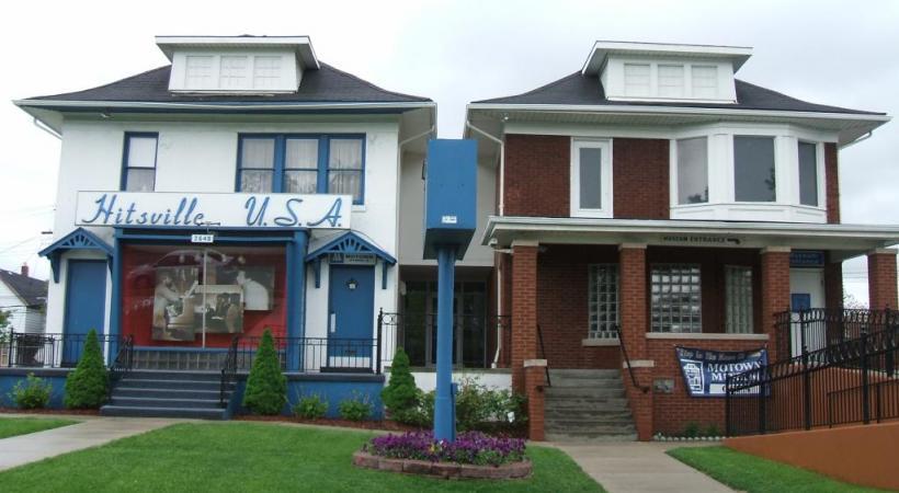 Le Motown Museum retrace 300 ans de l'histoire américaine. DR