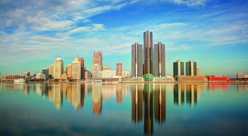 Detroit, une légende à inscrire sur l'axe Montréal, Toronto et Chicago. DR