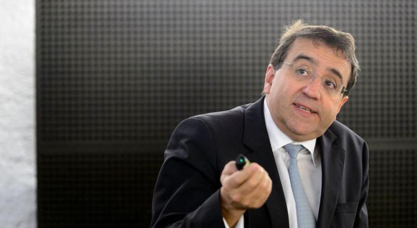 Pascal Broulis, Conseiller d'État vaudois en charge des finances