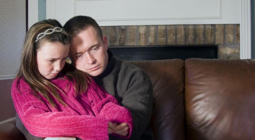 Les pères, grands oubliés des familles séparées? ISTOCK
