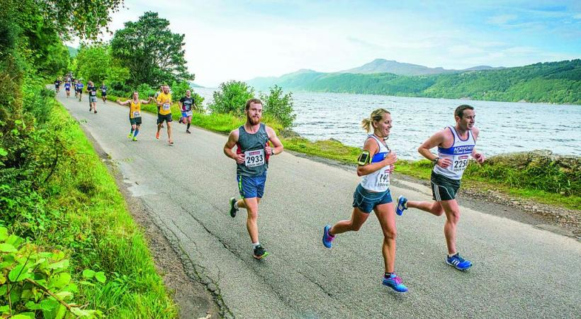 Un environnement idéal pour l'organisation de marathons. DR