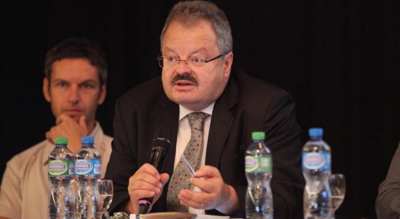 Georges Zünd, directeur de la FVE. dr