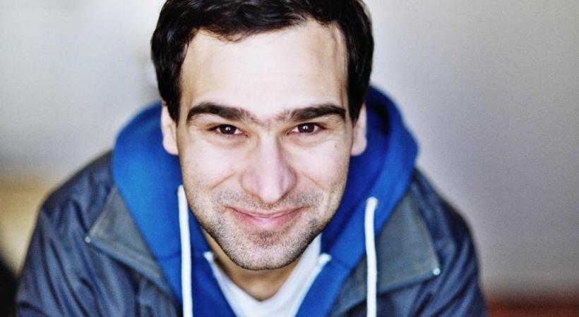 Arek Gurunian, humoriste. DR