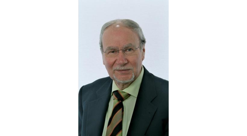 François Brélaz, candidat libéral-conservateur au Grand Conseil, Cheseaux-sur-Lausanne DR