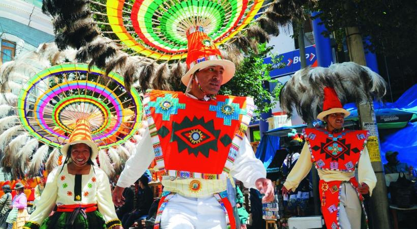 Carnaval d'Oruro. ANDREY GONTAREV