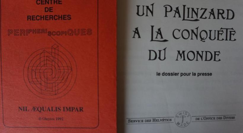 Olivier Racine a décidé de porter plainte pour plagiat. EDDY MOTTAZ